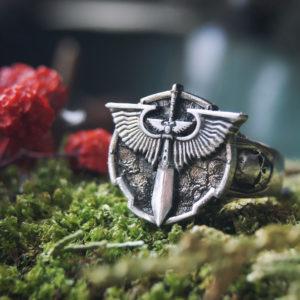 Dark Angels Signet Ring