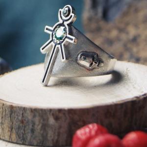 Necrons Signet Ring