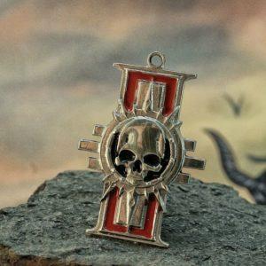 Insignia of Inquisitor Gideon Ravenor- Special Powers Pendant