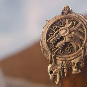 Space Wolves Chapter Pendant